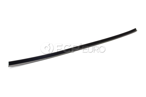 BMW Inner Left Window Channel Cover - Genuine BMW 51218201063