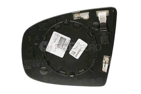 BMW Mirror Glas Convex Right (Ec) (X5 X6) - Genuine BMW 51167174988