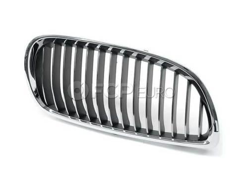 BMW Grille Chrome Right - Genuine BMW 51137157278