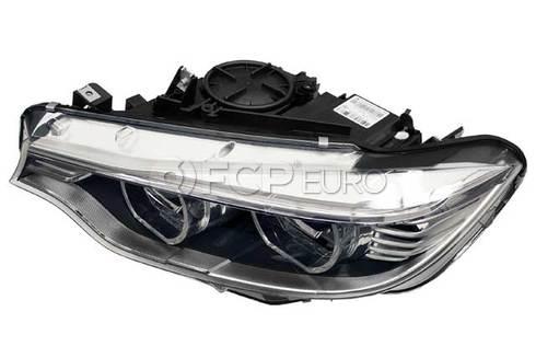 BMW Adaptive LED Headlight Assembly Left - Genuine BMW 63117377855