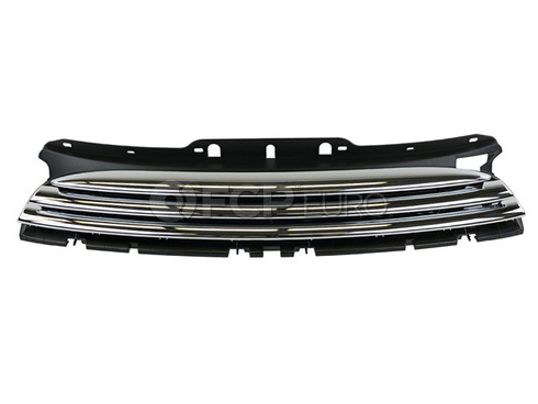 Mini Cooper Grill Front (Chrom) - Genuine Mini 51117317264