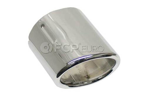 BMW Tail Pipe Tip - Genuine BMW 18107511434