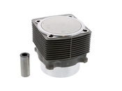 Porsche Piston w/Rings (911) - Mahle 5039892