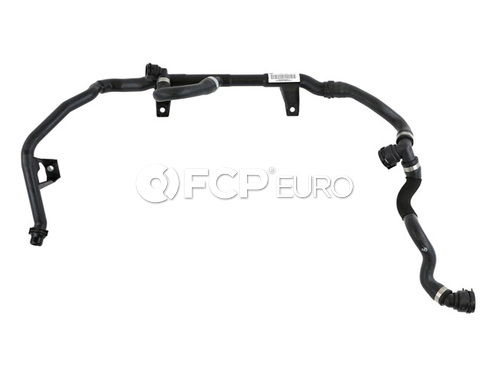 BMW Engine Coolant Recovery Tank Hose Lower (135i