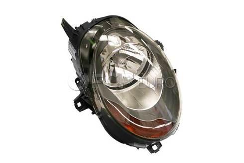 Mini Cooper Headlight Right Turn Indicator Yellow - Genuine Mini 63117401600
