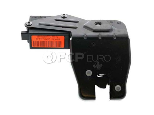 BMW Trunk Lock Actuator Motor - Genuine BMW 51247114612