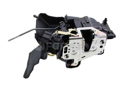 Mercedes Door Lock Actuator Motor Front Left - Genuine Mercedes 1707200135