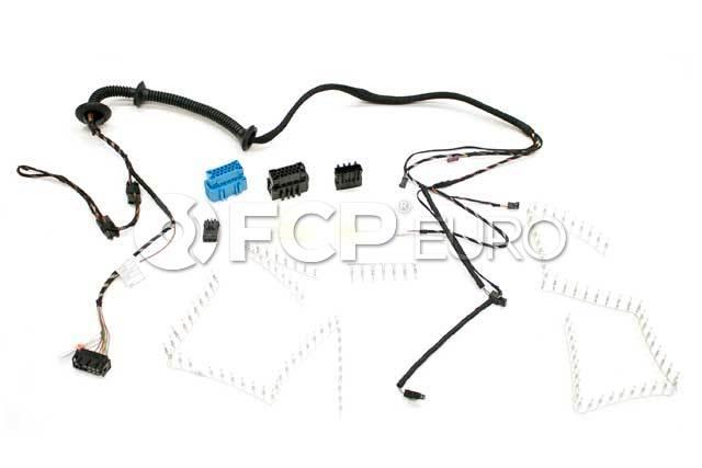 bmw repair wiring set for trunk lid
