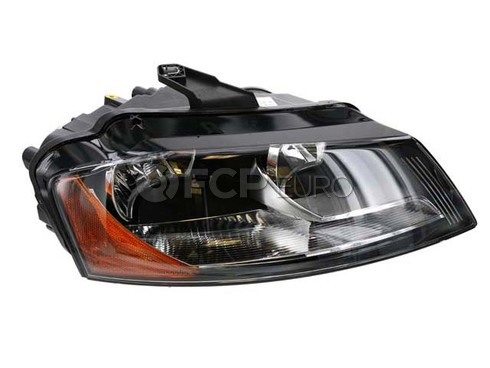 Audi Headlight Assembly Right (A3 Quattro) - Hella 8P0941004BD
