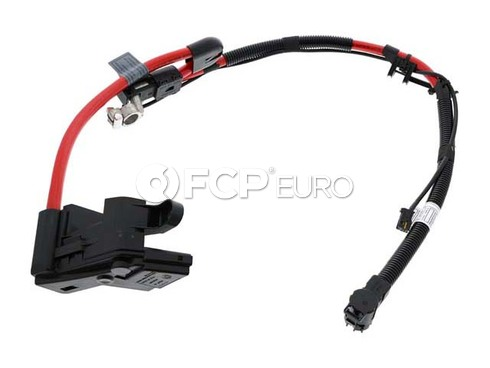 BMW Battery Cable - Genuine BMW 61126904905