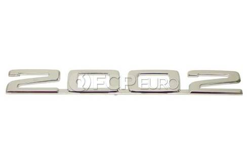 BMW Emblem (2002) - Genuine BMW 51141802113