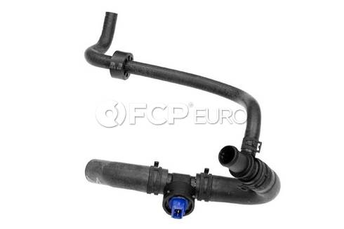 VW HVAC Heater Hose Pipe To Throttle Body (EuroVan) - Genuine VW Audi 7D0122157K