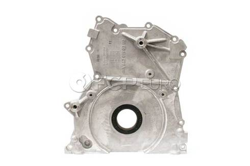 Mercedes Engine Timing Cover - Genuine Mercedes 6420100033