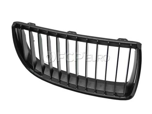 BMW Ornam.Grille High-Gloss BlackFr.Right (M Performance) - Genuine BMW 51712151896