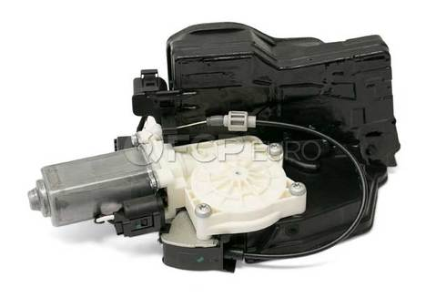 BMW Door Lock Actuator Motor Rear Left - Genuine BMW 51227202137
