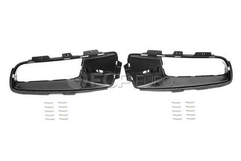 BMW Repair Kit Bumper Front - Genuine BMW 51117172450