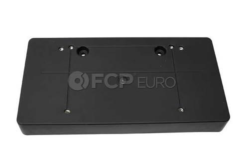 Mini Cooper Licence Plate Holder (Cooper) - Genuine Mini 51137362747