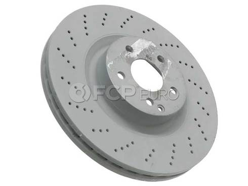 Mercedes Disc Brake  Front (E550 E350) - Genuine Mercedes 000421151207