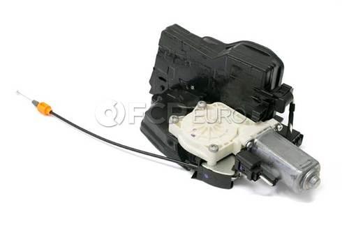BMW Door Lock Actuator Motor Rear Right - Genuine BMW 51227202138