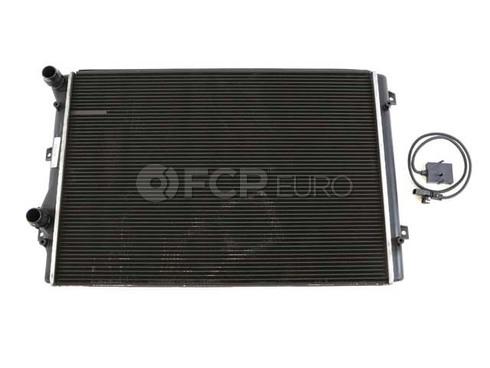 VW Radiator - Genuine VW Audi 1K0198251
