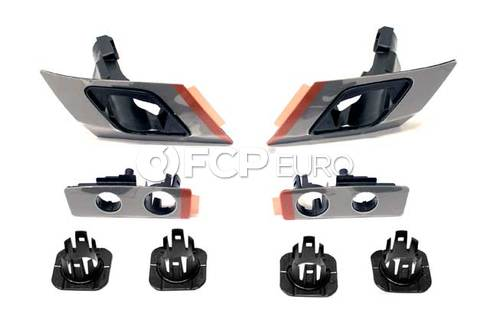BMW Repair Kit Holder Bumper Front (M3 M4) - Genuine BMW 51118066228