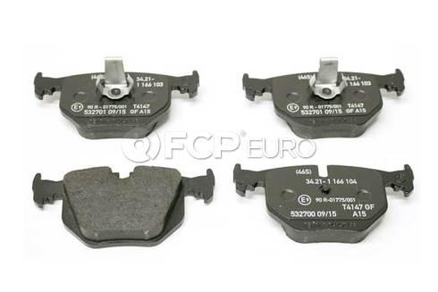 BMW Brake Pad Set - Genuine BMW 34216761240