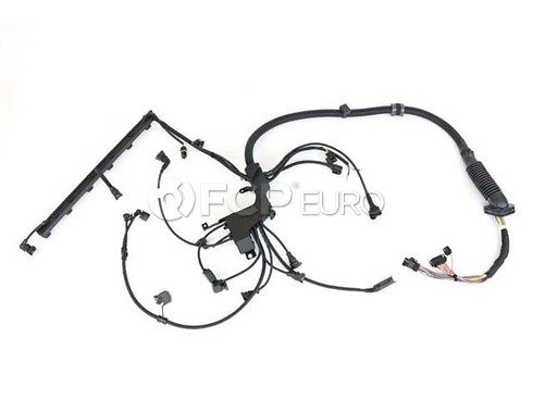 BMW Engine Wiring Harness Engine Module (X5) - Genuine BMW 12517513548
