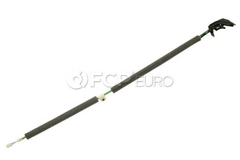 BMW Door Bowden Cable Front Right (745i 750i 760i) - Genuine BMW 51217024644
