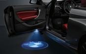 BMW LED Door Projectors - Genuine BMW 63312414105
