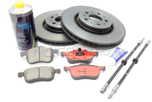 Volvo Brake Kit - Brembo KIT-517643