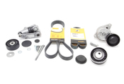 BMW Accessory Drive Belt Kit - 11287636379KT2