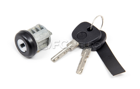 BMW Igntintion Lock Cylinder with Keys - Genuine BMW 32321156757