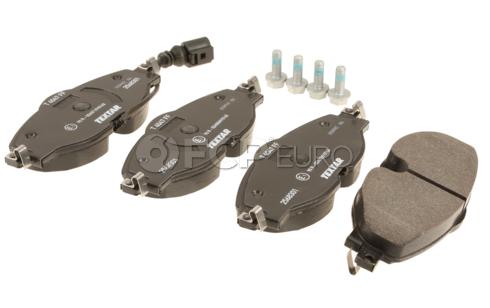 Audi VW Brake Pad Set - Textar 8V0698151G