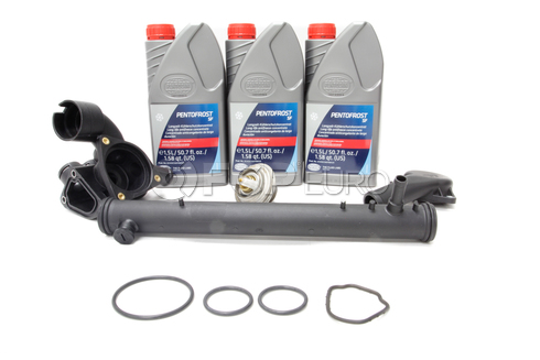 Audi VW Water Distribution Pipe Replacement Kit - CRP 534920