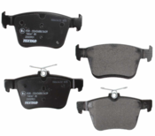 Audi VW Brake Pad Set - Textar 5Q0698451P