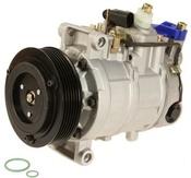 Audi A/C Compressor - Nissens 8E0260805AF