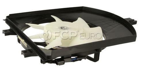 Volvo Engine Cooling Fan Assembly (S40 V40) - Nissens 3345744 motor
