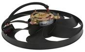 VW Engine Cooling Fan Motor Left (Beetle) - Behr 6X0959455C