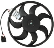 Audi Porsche VW Engine Cooling Fan - Behr 351043231