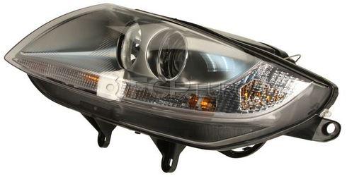BMW Headlight Assembly Left (Z4) - Hella 63127165689