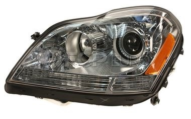 Mercedes Headlight Assembly Left (GL320 GL350) - Hella 1648208261