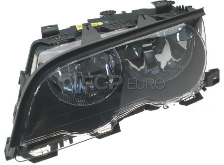 BMW Headlight Assembly Left (323Ci 325Ci M3)- Magneti Marelli 63126904279