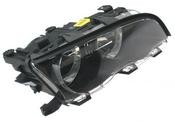 BMW Headlight Assembly Right (323Ci 325Ci M3) - Magneti Marelli 63126904280