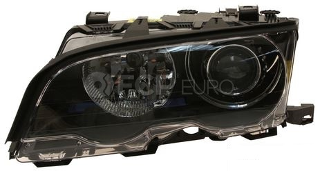 BMW Headlight Assembly Left (325Ci 330Ci) - Magneti Marelli 63126911453