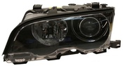 BMW Headlight Assembly Left (325Ci 330Ci) - Magneti Marelli 63126911453