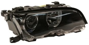 BMW Headlight Assembly Right (325Ci 330Ci M3) - Magneti Marelli 63127165824