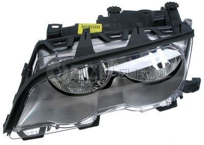 BMW Headlight Assembly Left (330Ci) - Magneti Marelli 63126919645