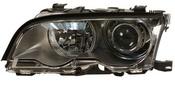 BMW Headlight Assembly Left (330Ci) - Magneti Marelli 63126911455