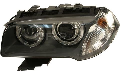 BMW Headlight Assembly Left (X3) - Magneti Marelli 63123456043