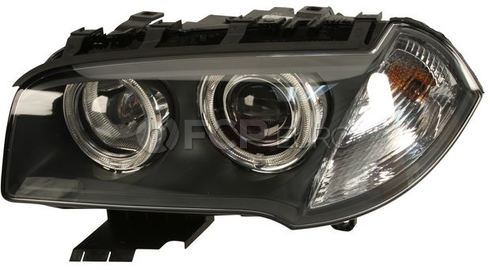 BMW Headlight Assembly Left (X3) - Magneti Marelli 63123456045
